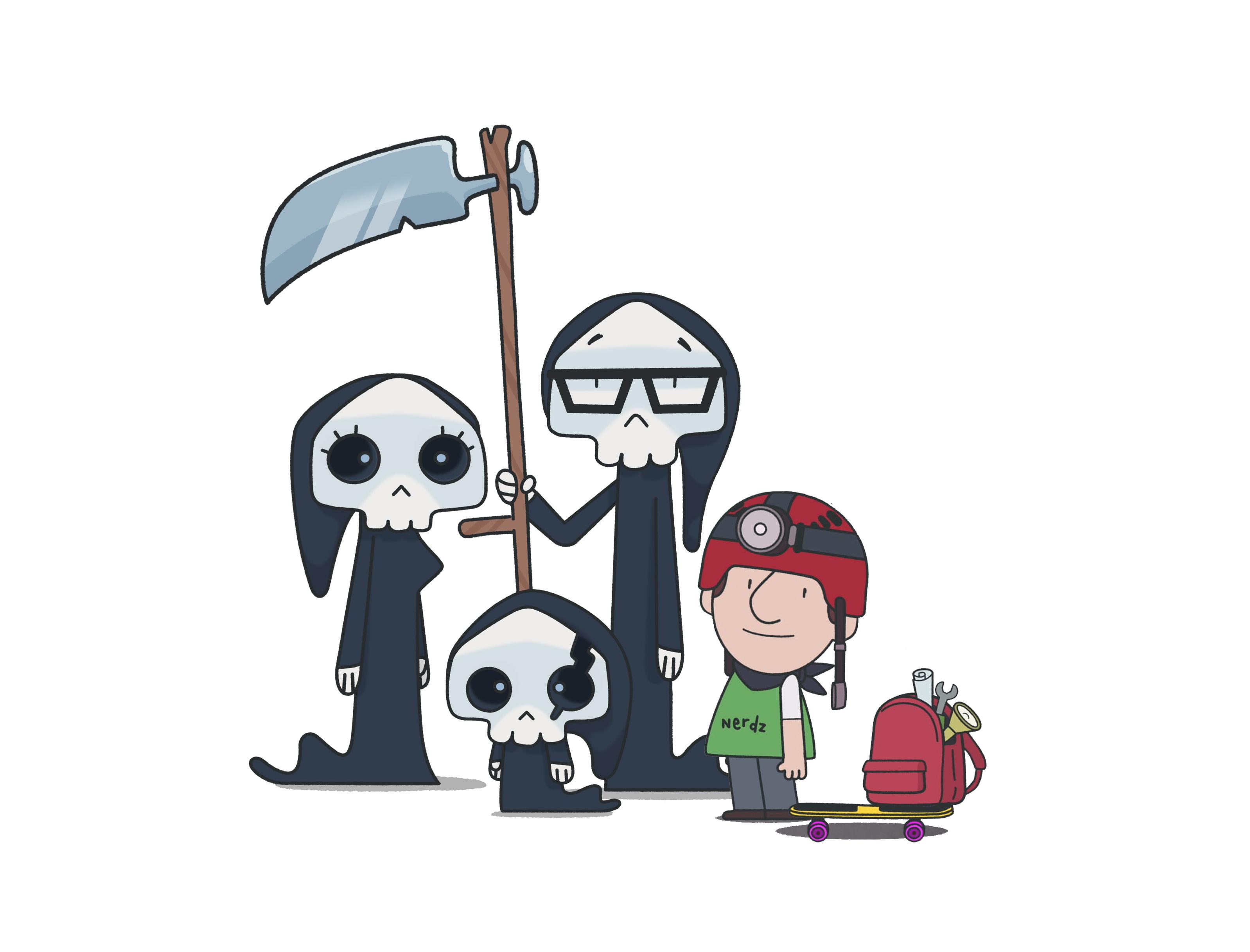 la famille mort S2 v1